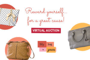 my bag is yours virtual auction