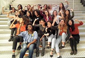 Force des filles, force du monde (Montréal)