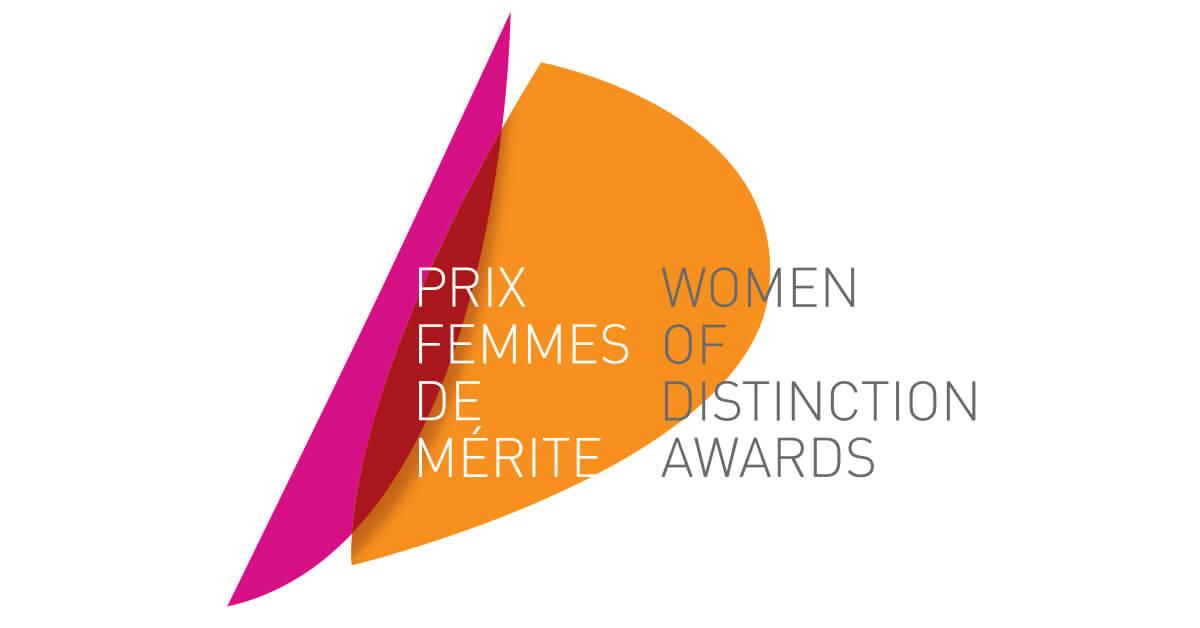 Logo Prix Femmes de mérite