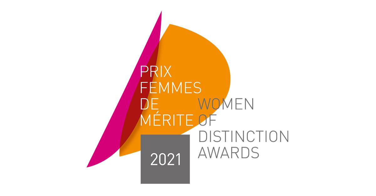 Logo Prix femmes de mérite 2021