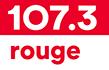 Logo Rouge FM 107.3